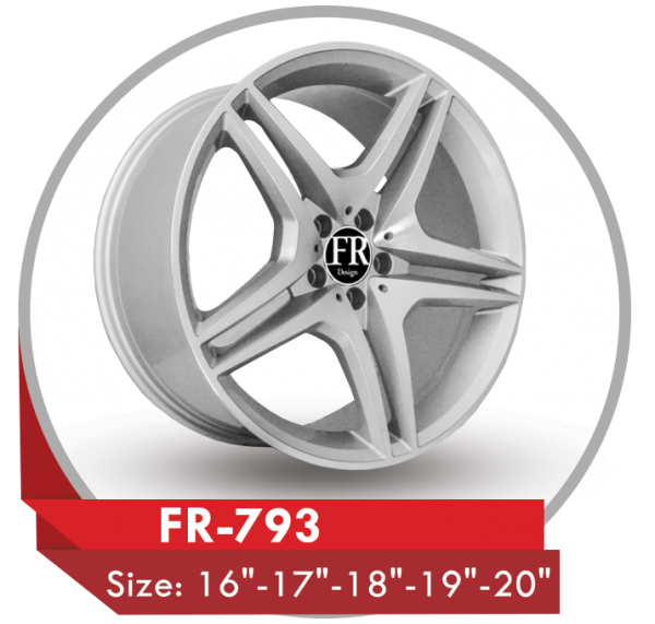 FR-793 ALLOY WHEELS FOR MERCEDES-BENZ