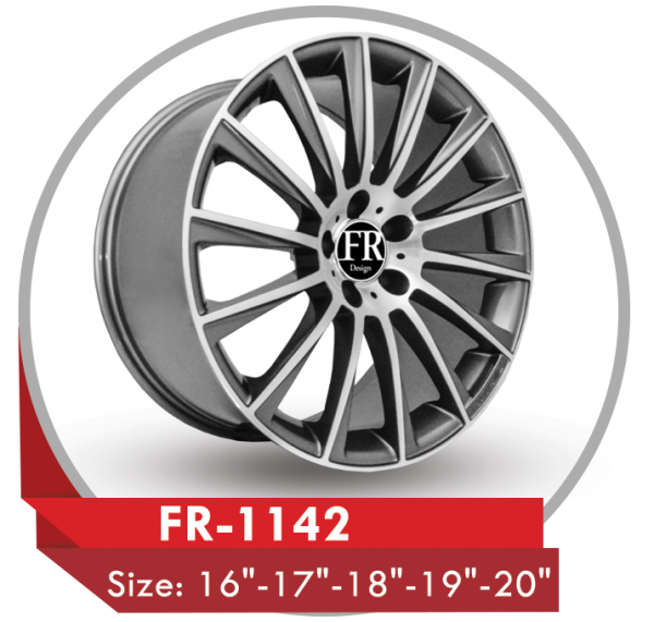 FR-1142 ALLOY WHEELS FOR MERCEDES
