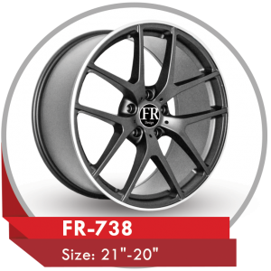 FR-738 ALLOY WHEELS FOR MERCEDES