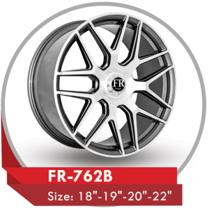FR-762B ALLOY WHEELS FOR MERCEDES