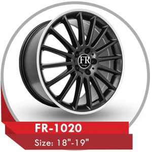 FR-1020 ALLOY WHEELS FOR MERCEDES