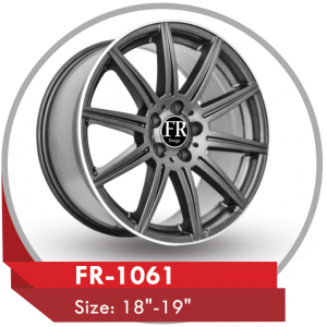 FR-1061 ALLOY RIMS FOR MERCEDES