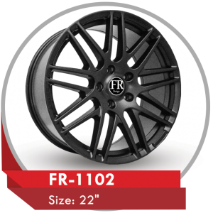 FR-1102 ALLOY RIMS FOR MERCEDES
