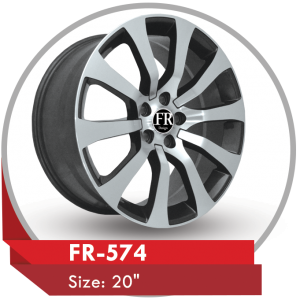 FR-574 ALLOY WHEELS FOR RANGE ROVER