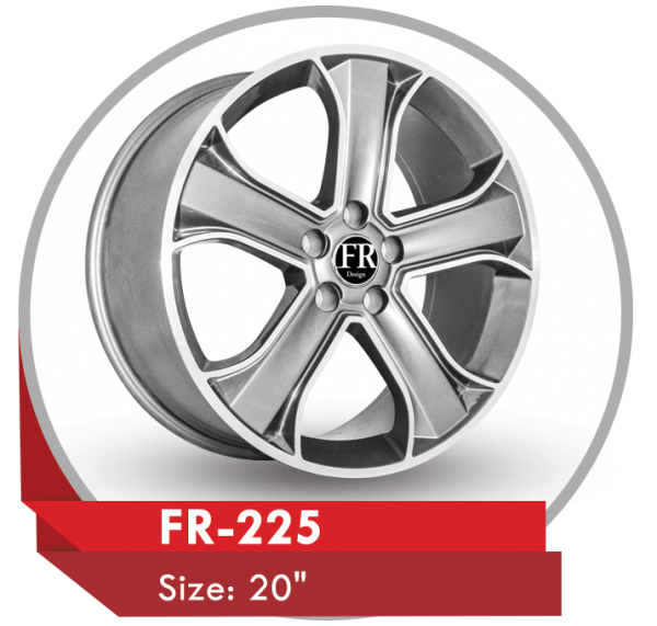 FR-225 ALLOY WHEELS FOR RANGE ROVER