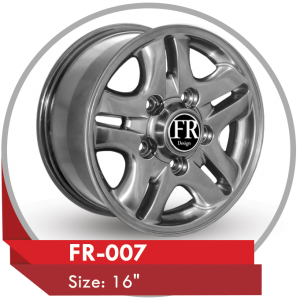 FR 007 ALLOY WHEEL FOR LEXUS CARS