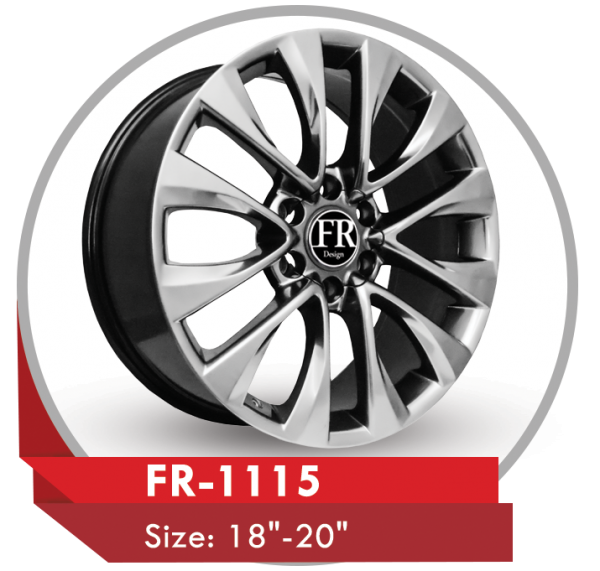FR 1115 ALLOY WHEEL FOR LEXUS GX460 CARS