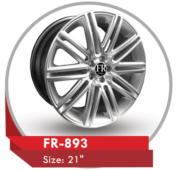 FR-893 ALLOY WHEEL FOR BENTLEY