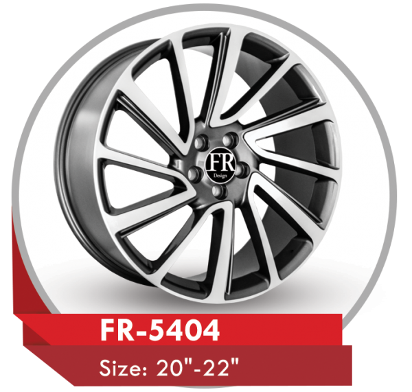 FR-5404 ALLOY WHEELS FOR RANGE ROVER