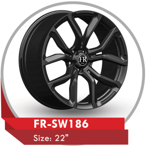 FR-SW186 ALLOY RIMS FOR RANGE ROVER
