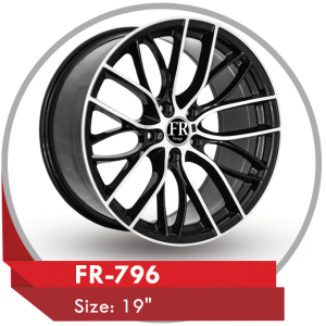FR-796 ALLOY WHEELS FOR BMW