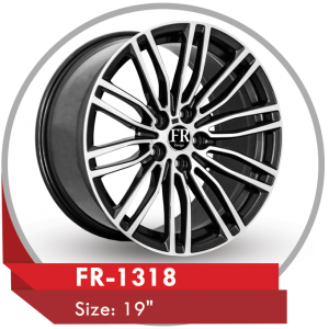FR-1318 ALLOY WHEELS FOR BMW