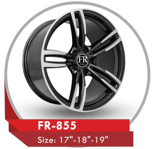 FR-855 ALLOY WHEELS FOR BMW
