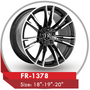 FR-1378 ALLOY WHEELS FOR BMW