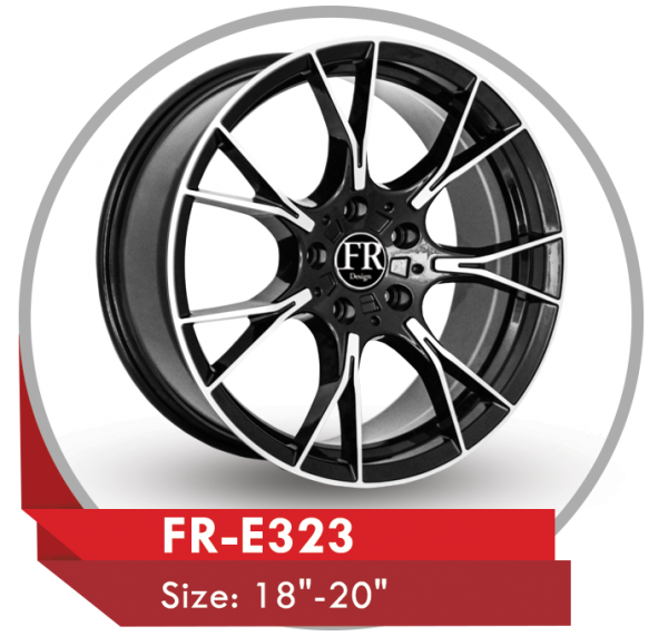 FR-E323 ALLOY WHEELS FOR BMW
