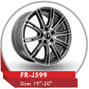 FR-J599 ALLOY WHEELS FOR BMW
