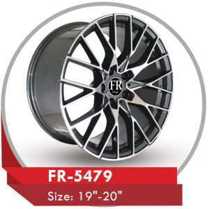 FR-5479 ALLOY WHEELS FOR BMW