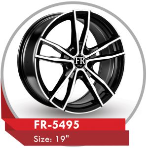 FR-5495 ALLOY WHEELS FOR BMW