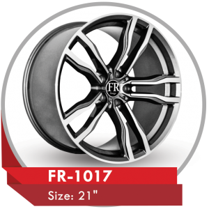 FR-1017 ALLOY WHEELS FOR BMW