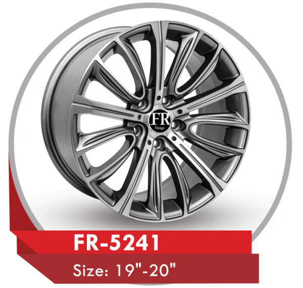 FR-5241 ALLOY RIMS FOR BMW