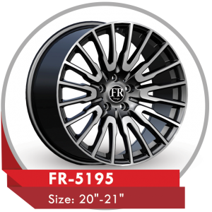FR-5195 ALLOY WHEELS FOR BMW