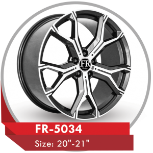 FR-5034 ALLOY RIMS FOR BMW