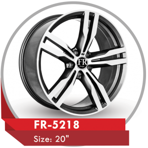 FR-5218 ALLOY WHEELS FOR BMW