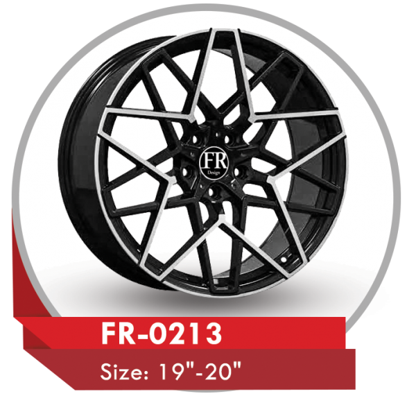 FR-0213 ALLOY WHEELS FOR BMW