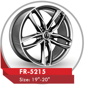 FR-5215 ALLOY WHEELS FOR AUDI