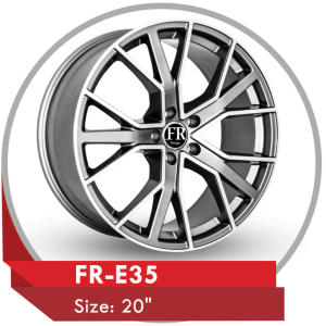 FR-E35 ALLOY RIMS FOR AUDI