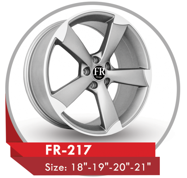 FR-217 ALLOY RIMS FOR AUDI