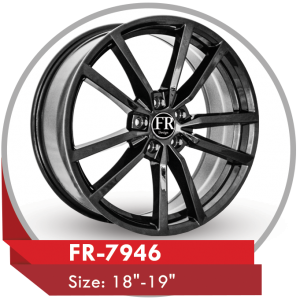 FR-7946 ALLOY RIMS FOR VW CARS