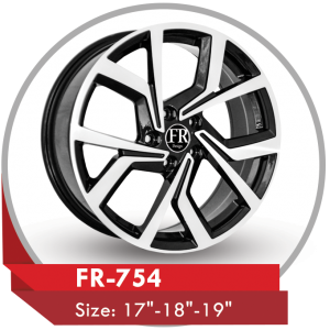 FR-754 ALLOY WHEELS FOR VW