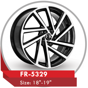 FR-5329 ALLOY RIMS FOR VW CARS