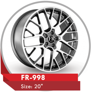 FR-998 ALLOY WHEELS FOR PORSCHE
