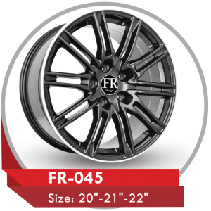 FR-045 ALLOY WHEELS FOR PORSCHE