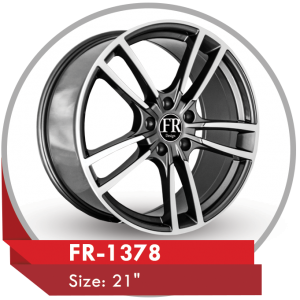 FR-1378 ALLOY WHEELS FOR PORSCHE
