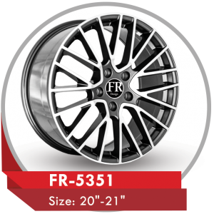 FR-5351 ALLOY WHEELS FOR PORSCHE