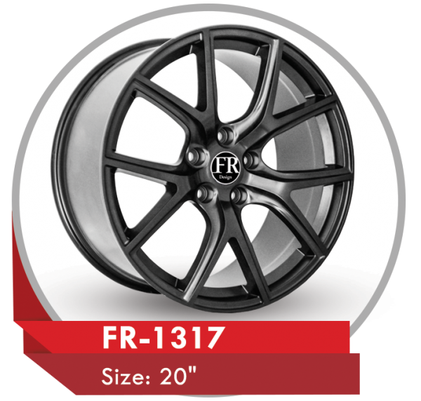 FR-1317 ALLOY WHEELS FOR JEEP