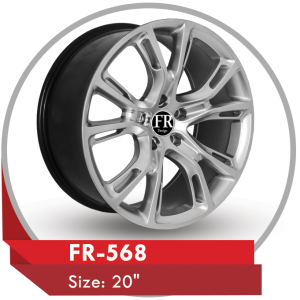 FR-568 ALLOY WHEELS FOR JEEP