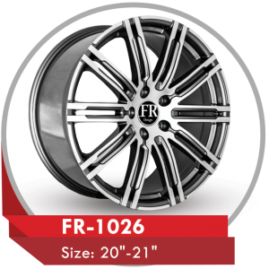 FR-1026 ALLOY WHEELS FOR PORSCHE