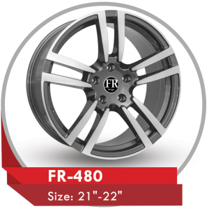 FR-480 ALLOY WHEELS FOR PORSCHE