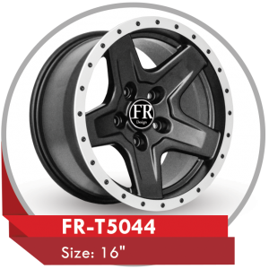FR-T5044 ALLOY WHEELS FOR JEEP