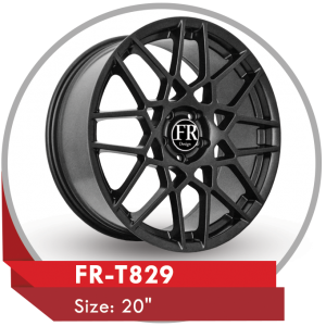 FR-T829 ALLOY WHEELS FOR FORD