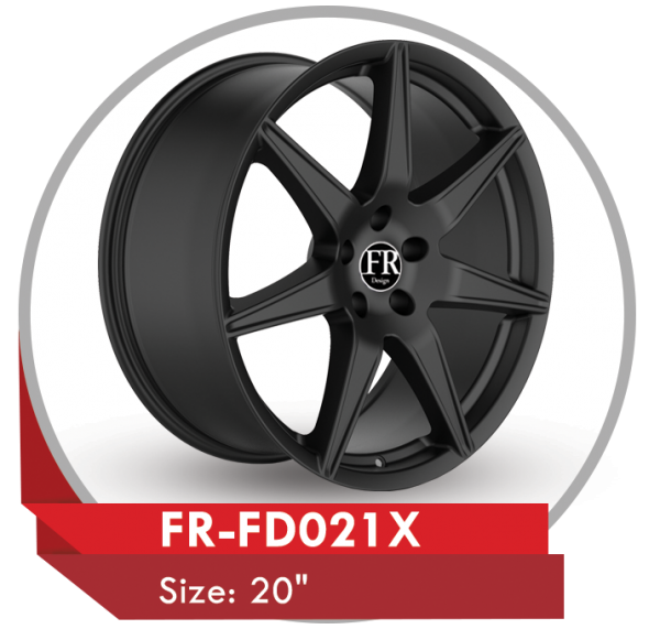 FR-FD021X ALLOY WHEELS FOR FORD MUSTANG SHELBY