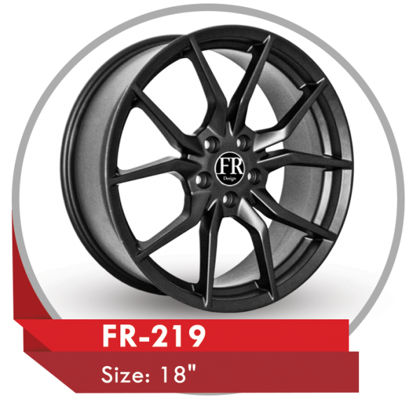 FR-219 ALLOY WHEELS FOR FORD