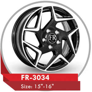 FR-3034 ALLOY WHEELS FOR FORD
