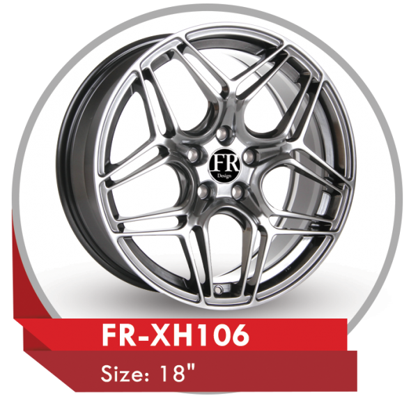 FR-XH106 ALLOY RIMS FOR FORD