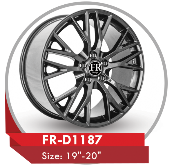 BUY FR-D1187 ALLOY RIMS FOR CORVETTE in Dubai UAE Oman Kuwait Saudi Arabia and the MIDDLE EAST