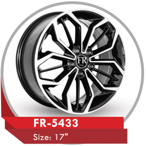 FR-5433 ALLOY WHEELS FOR FORD